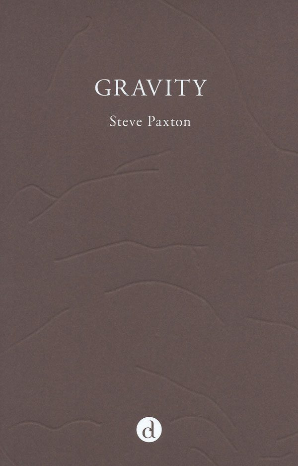 Front cover of the book Gravity by Steve Paxton